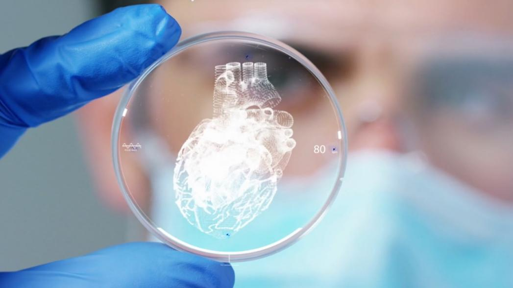 Имплантат, который контролирует и лечит сердце