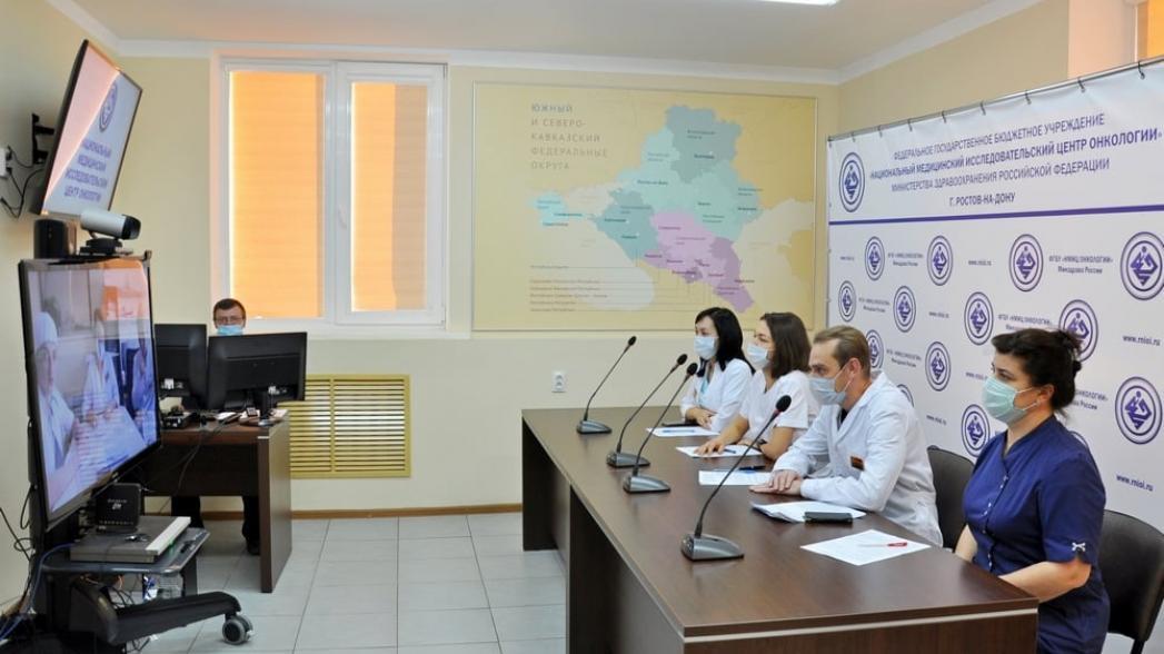Телемедицинская панорама России