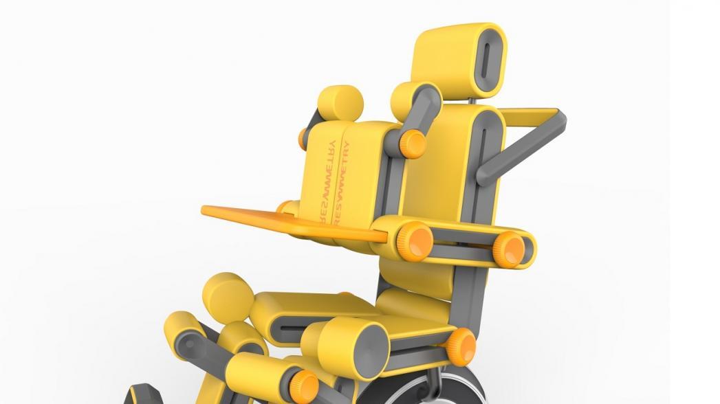 """""""Умное"""" кресло для инвалидов"""