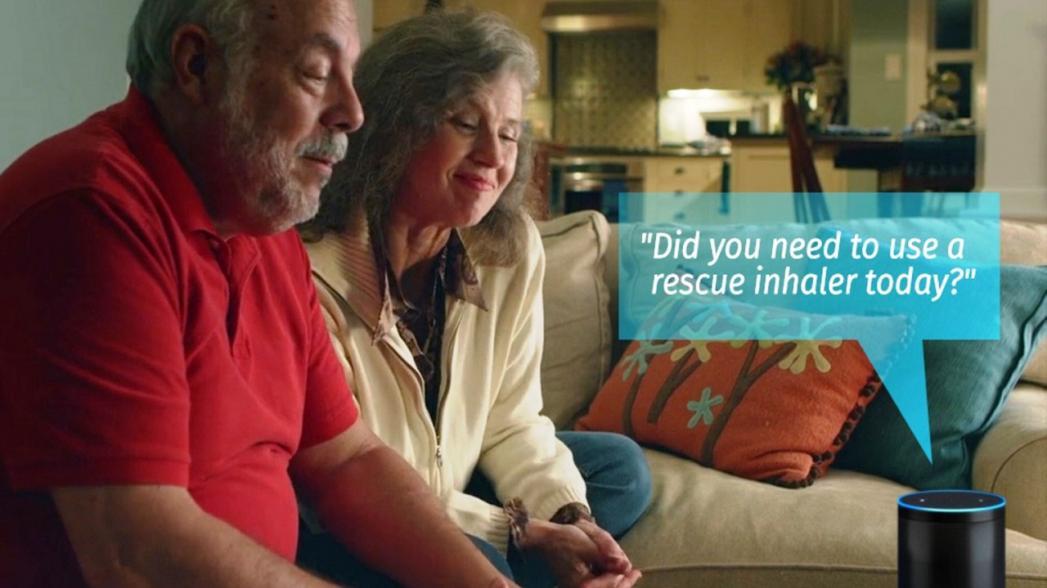 Голосовой сервис Alexa получает новый функционал, предназначенный для людей, восстанавливающихся после болезни