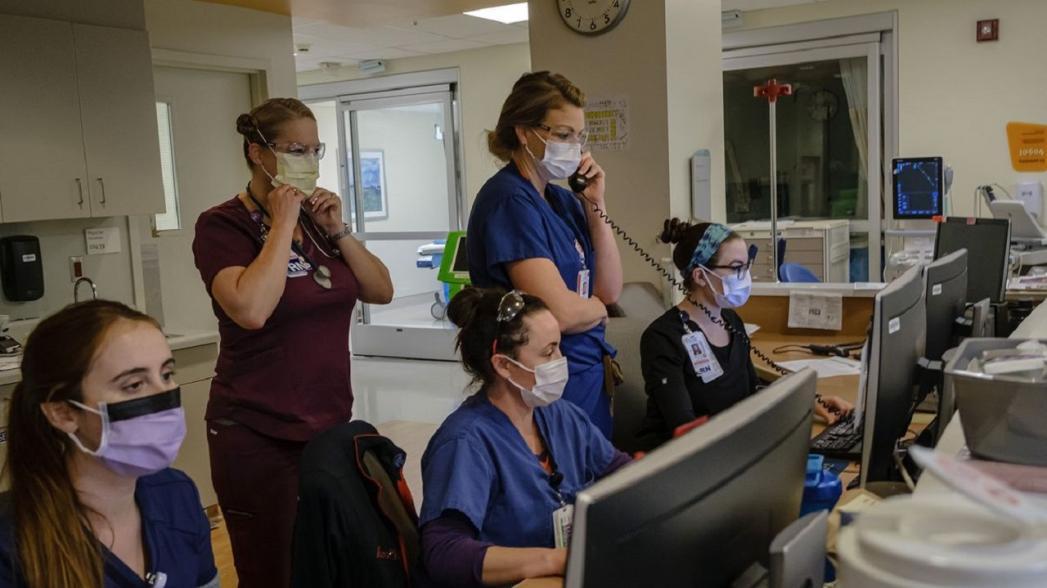 8 цифровых технологий, изменяющих возможности медсестры