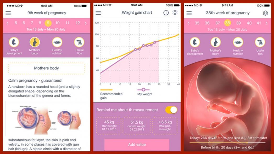Инвесторы вкладывают деньги в приложение для беременных