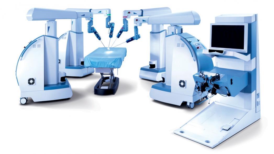 Хирургическая роботизированная система TransEnterix's Senhance сертифицирована в России