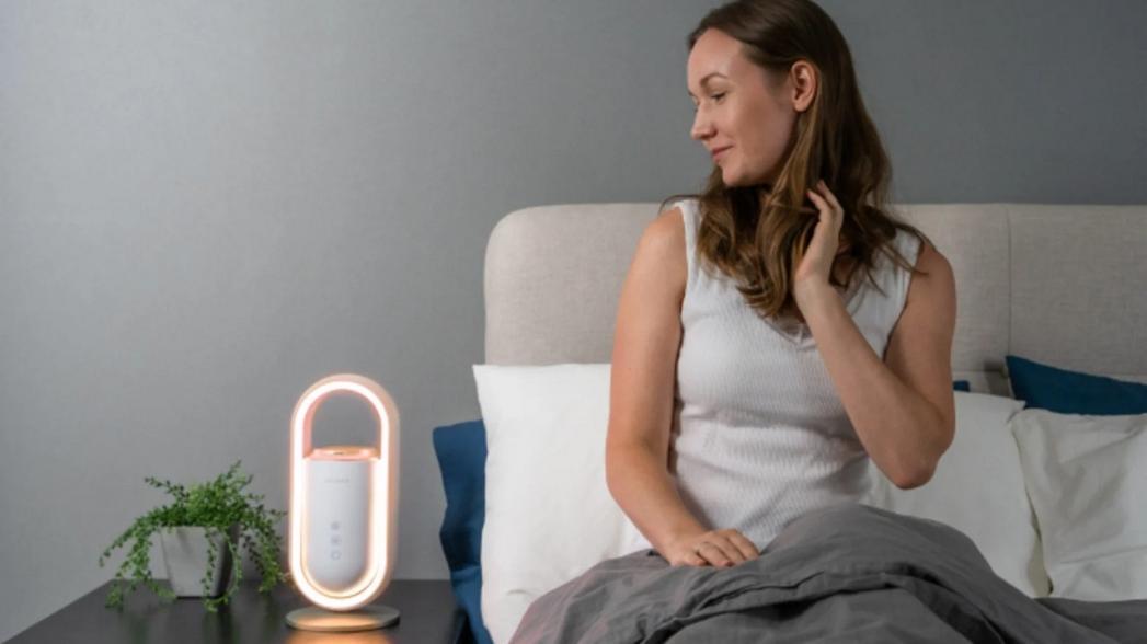 Aromeo Sense: Звук, запах и свет для улучшения сна и настроения