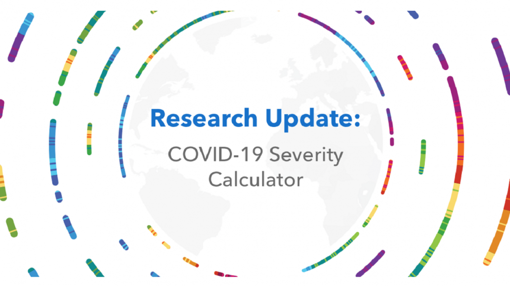 Калькулятор тяжести заболевания КОВИД-19