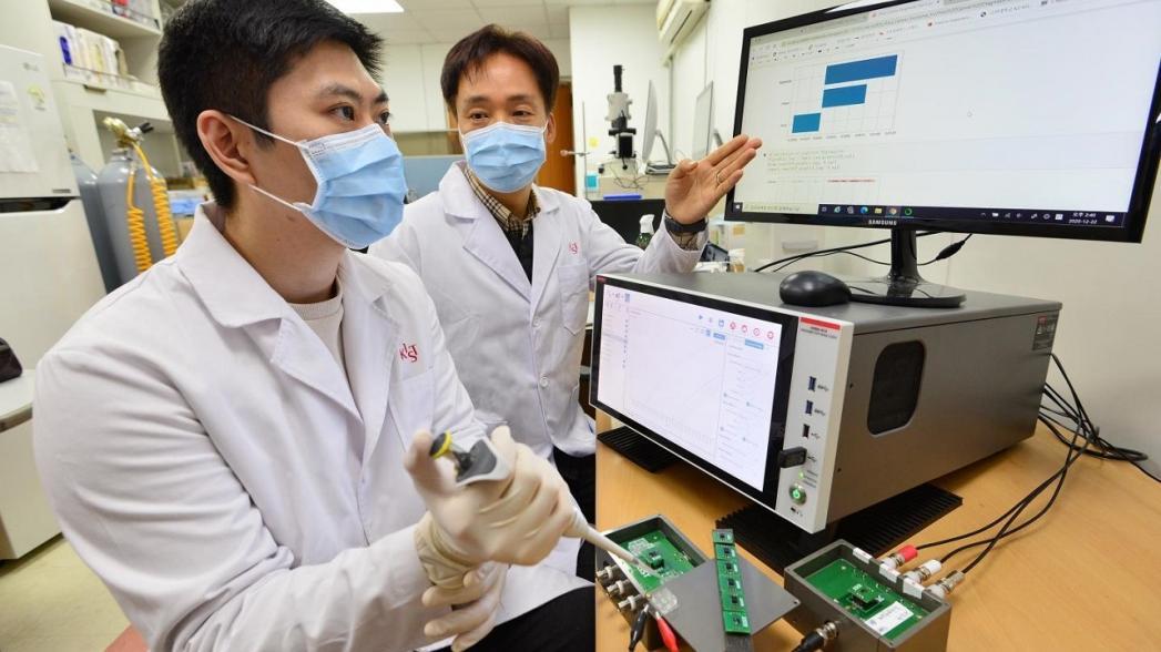Искусственный интеллект для точной диагностики рака по анализу мочи