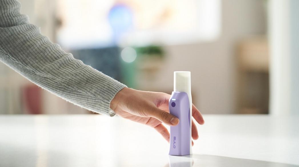 BULO: портативное устройство для анализа дыхания и состояния легких