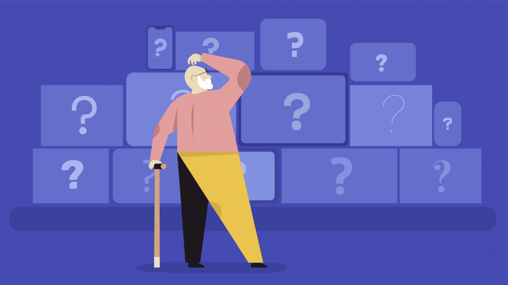 Почему цифровая революция в здравоохранении проходит мимо пожилых людей?