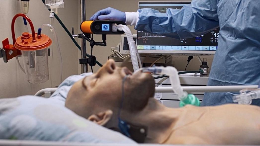 В Израиле разработан миниатюрный аппарат искусственной вентиляции легких