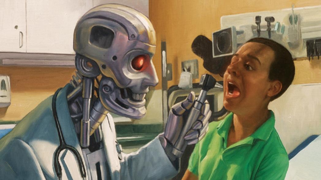 5 причин, почему искусственный интеллект не сможет заменить врачей