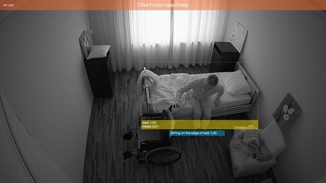 Kepler Vision выпустила видео-платформу для ухода за старыми людьми