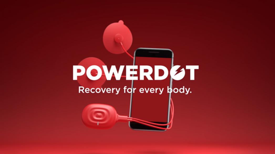 Электромиостимулятор PowerDot 2.0 с функцией умного восстановления Smart Recovery™ AI