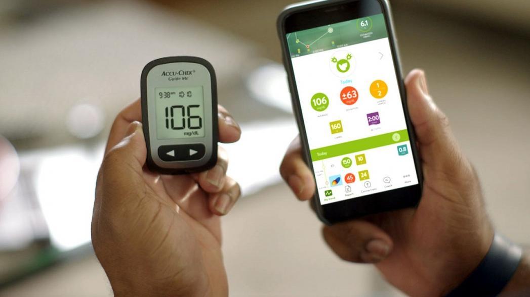 Новая функция приложения mySugar позволяет контролировать инсулиновую помпу