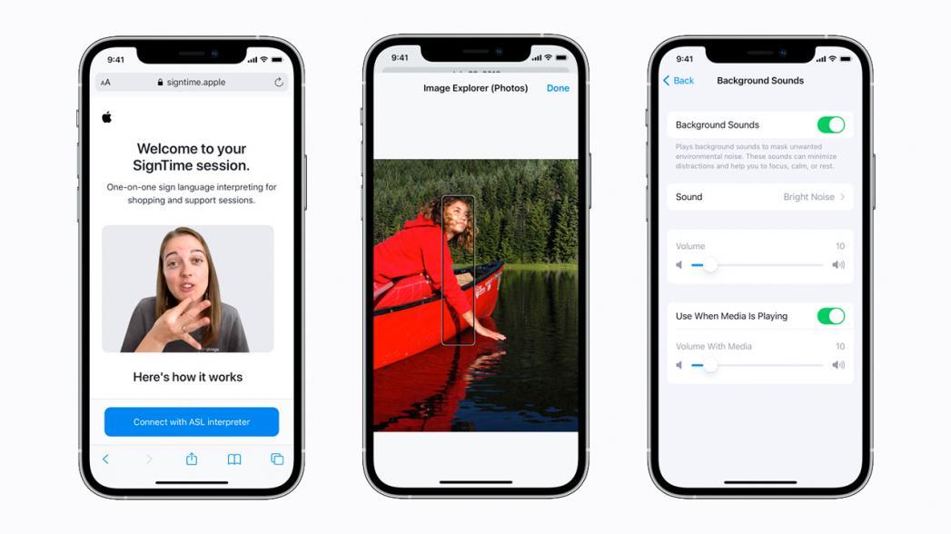Apple добавляет в свою OS функционал, предназначенный для инвалидов
