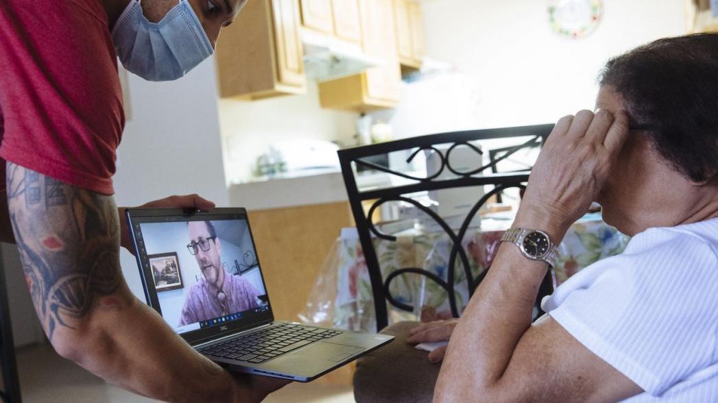 Что даст удаленный медицинский уход для нового здравоохранения?