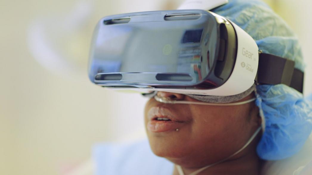 VR как средство избавления детей от страха перед больничными процедурами