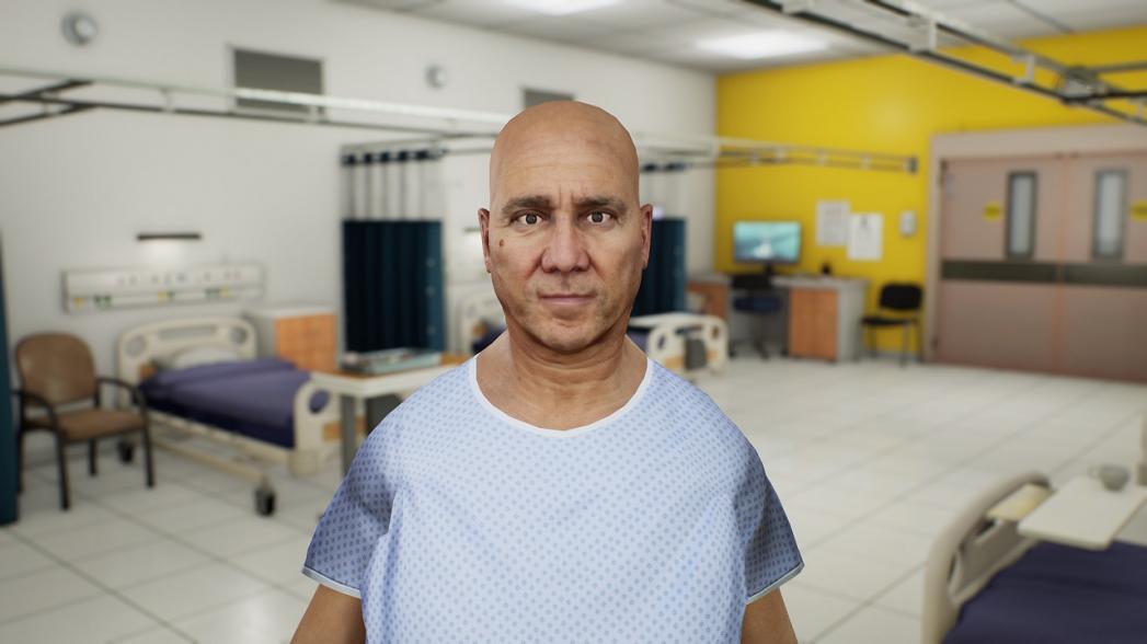 Пациентам не нравятся врачи-роботы, которые знают их имена