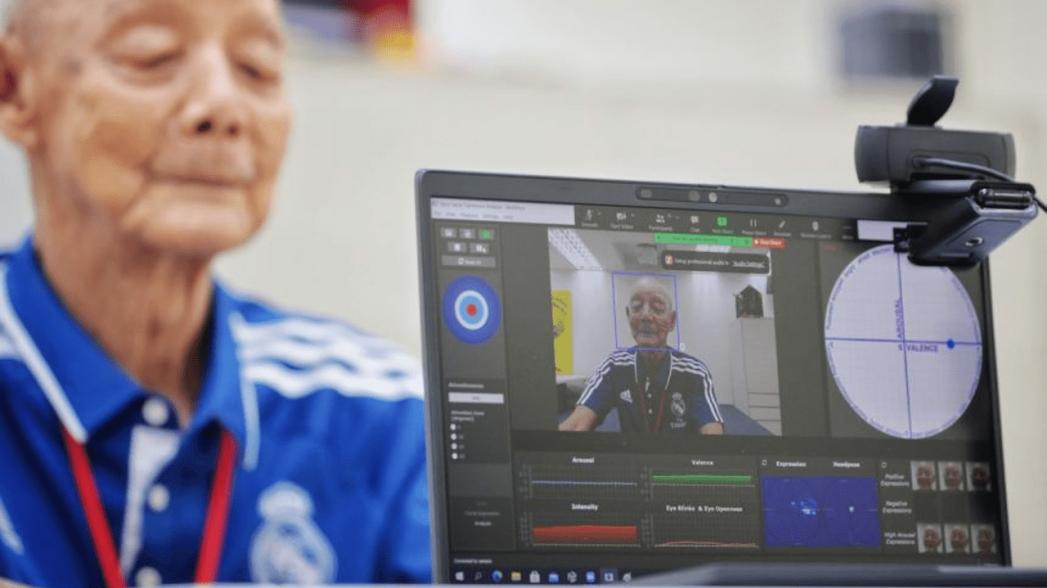 В Сингапуре разработана система анализа эмоций, которая поможет диагностировать психические расстройства у пожилых людей