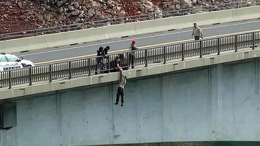 В Корее разработана система для обнаружения и предотвращения попыток самоубийства на мостах
