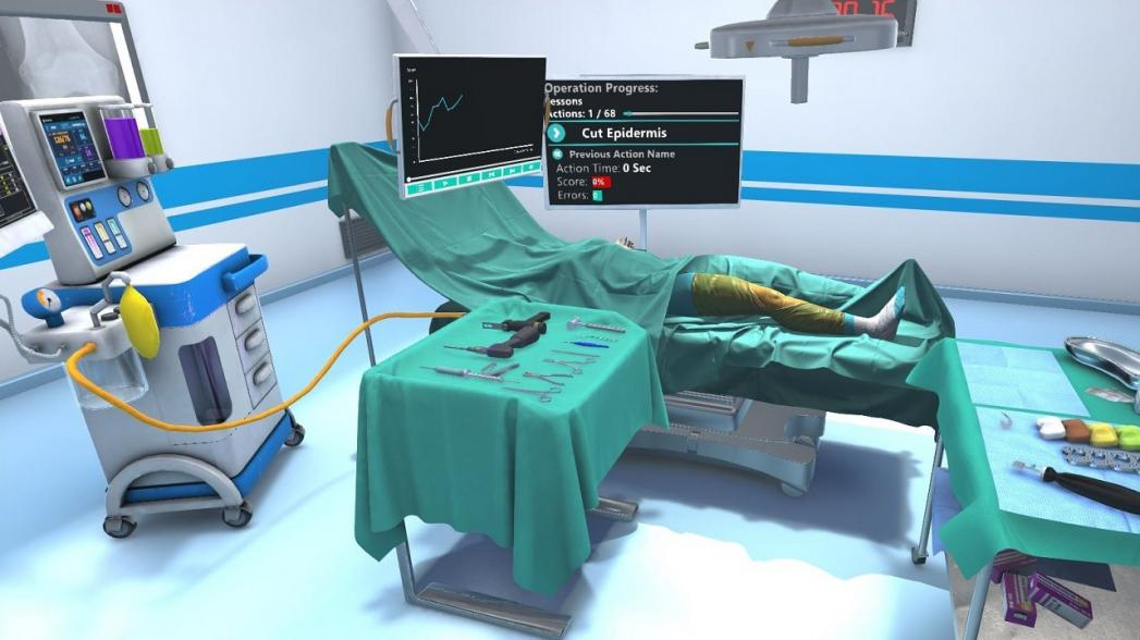 Технологическое будущее хирургии