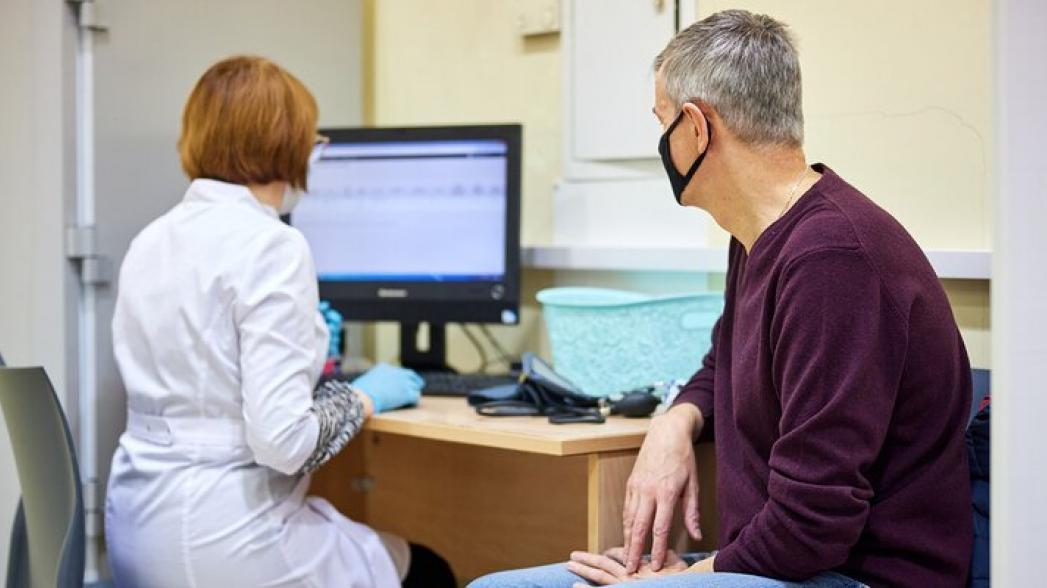 Цифровой паспорт участка помогает московским терапевтам и педиатрам