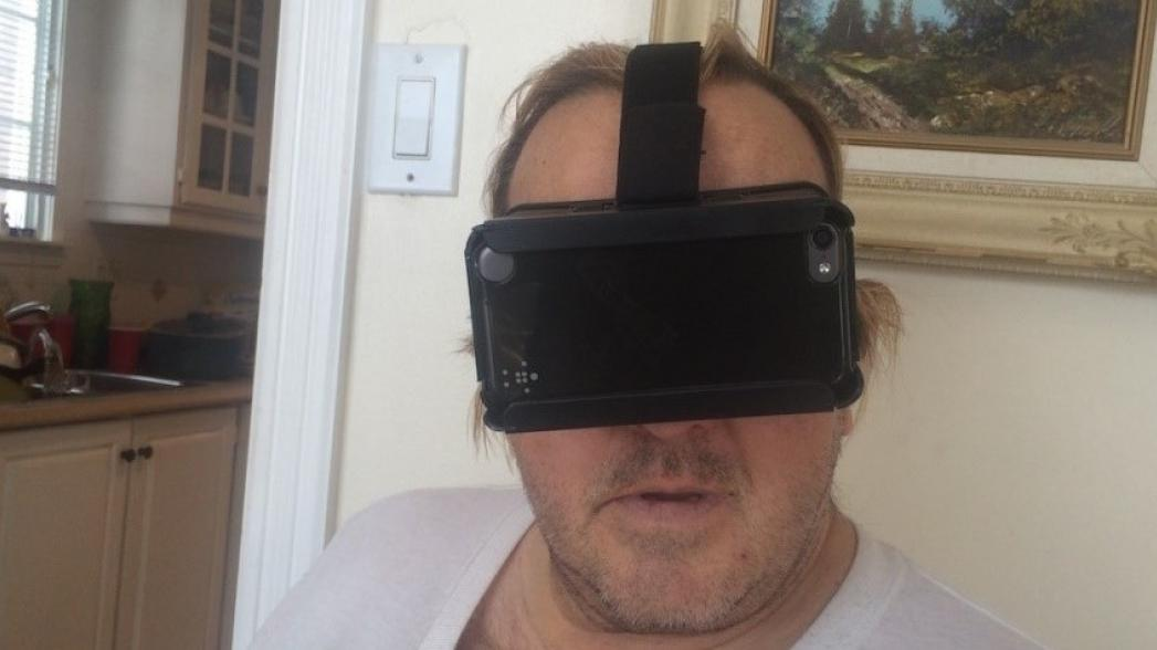 Мобильное приложение вместо очков для слабовидящих