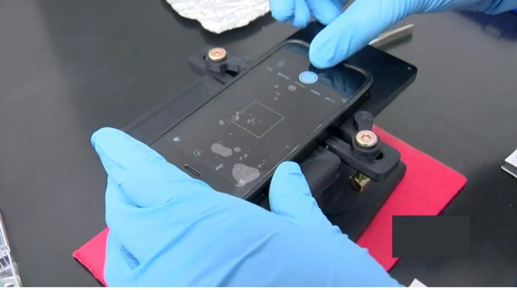 Разработан метод обнаружения рака при помощи смартфона