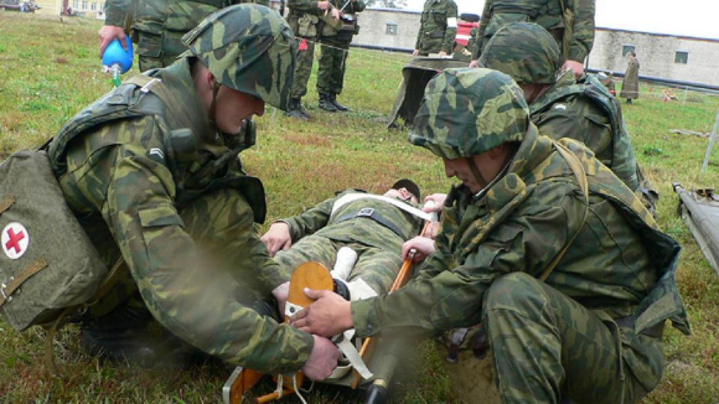 Телемедицина для солдат и офицеров