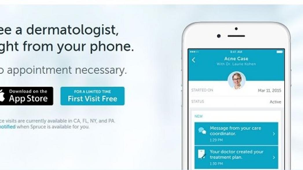 Spruce – телемедицина и дерматология онлайн