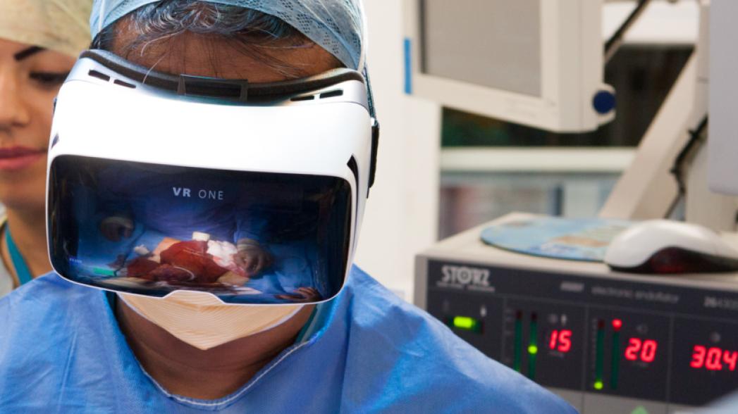 5 способов, как виртуальная реальность трансформирует здравоохранение