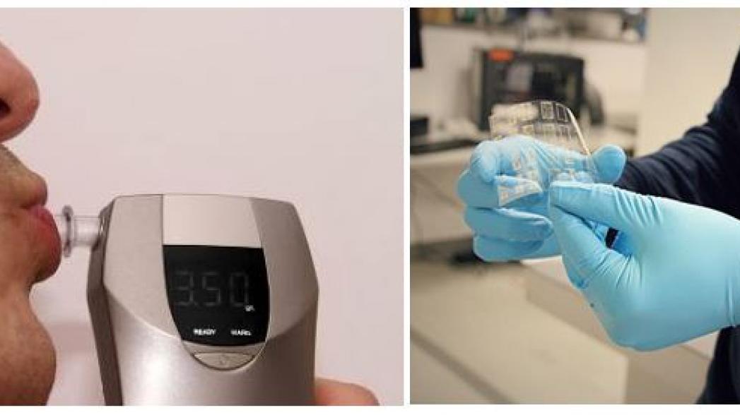 Измерять уровень сахара по дыханию