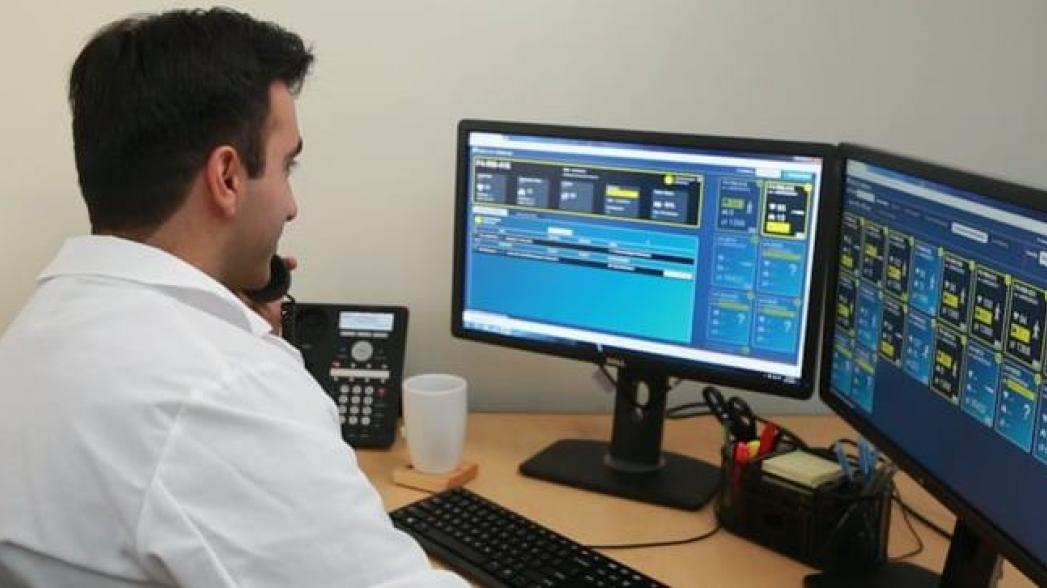 VistaTablet для мониторинга 8 параметров здоровья