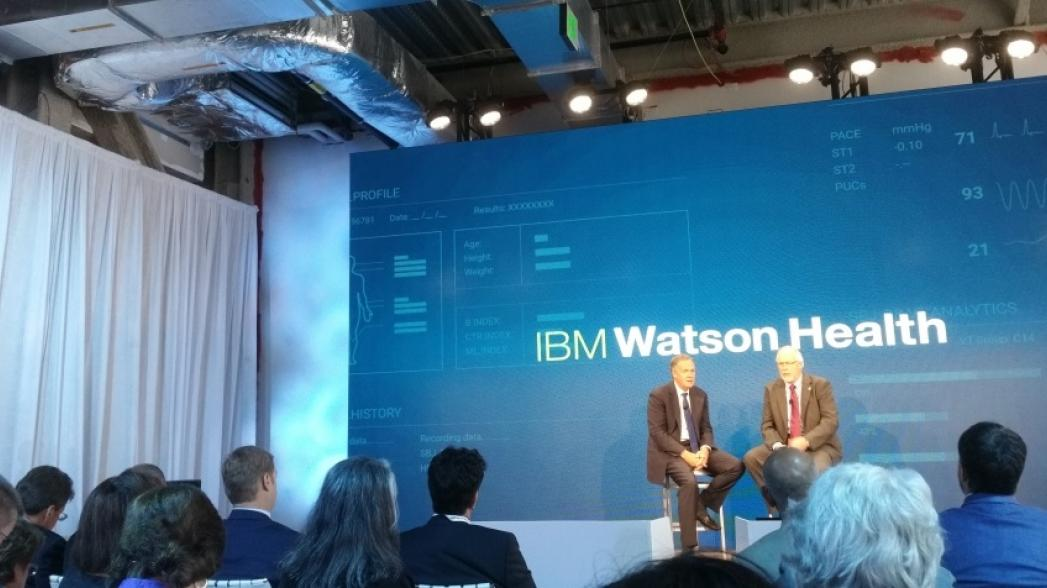 IBM: когнитивные вычисления демократизируют медицину