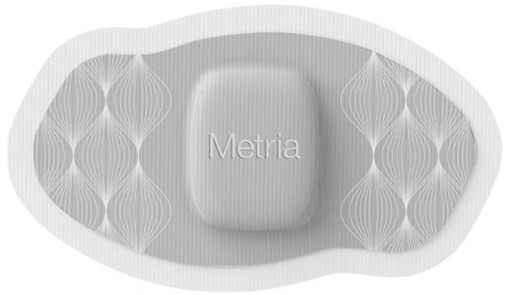 Metria IH1: комплексный анализ здоровья за неделю