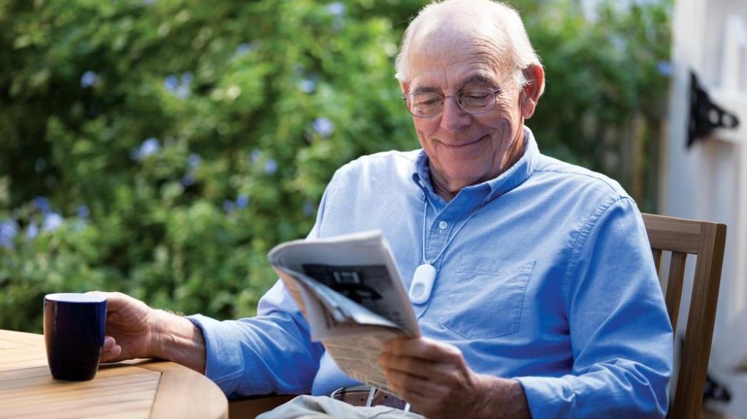 Philips помогает старикам жить независимо