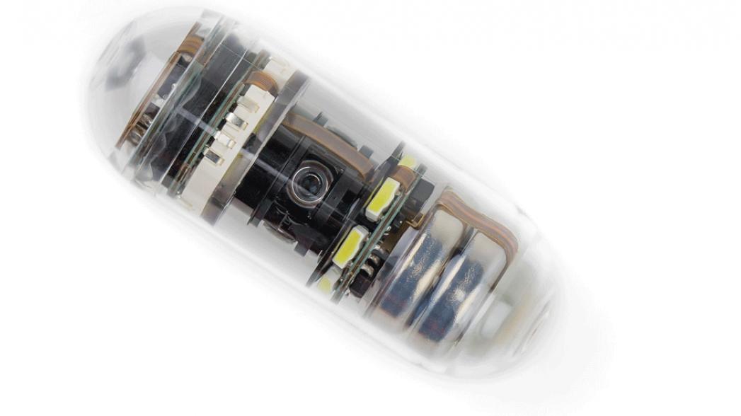 CapsoCam Plus: Капсульный эндоскоп с четырьмя камерами