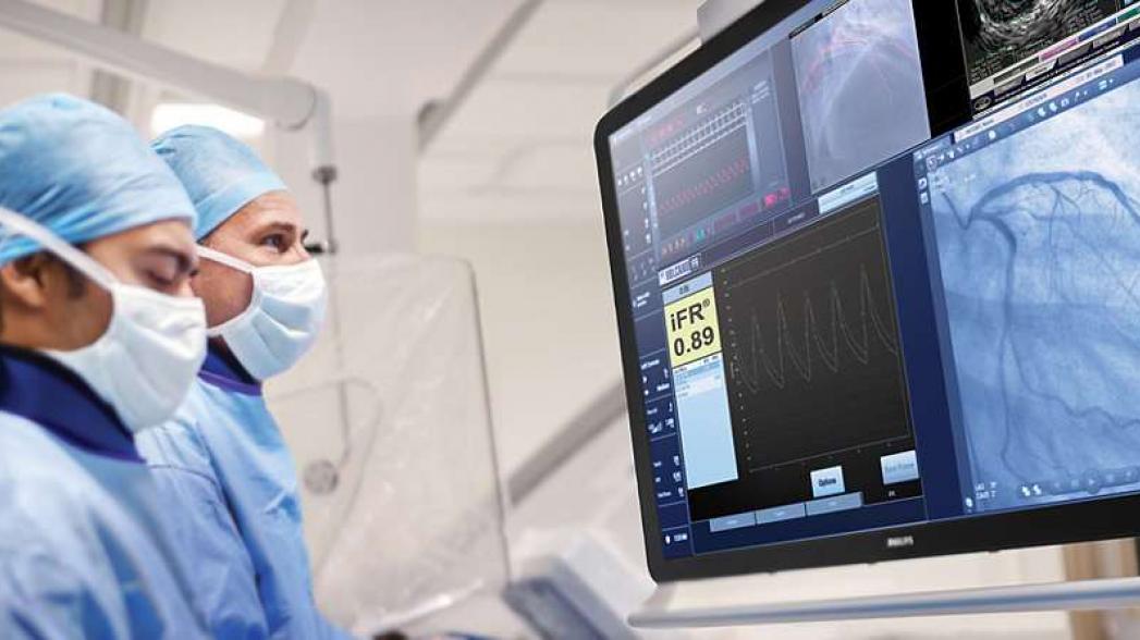 Радиология с искусственным интеллектом от Philips и Nuance