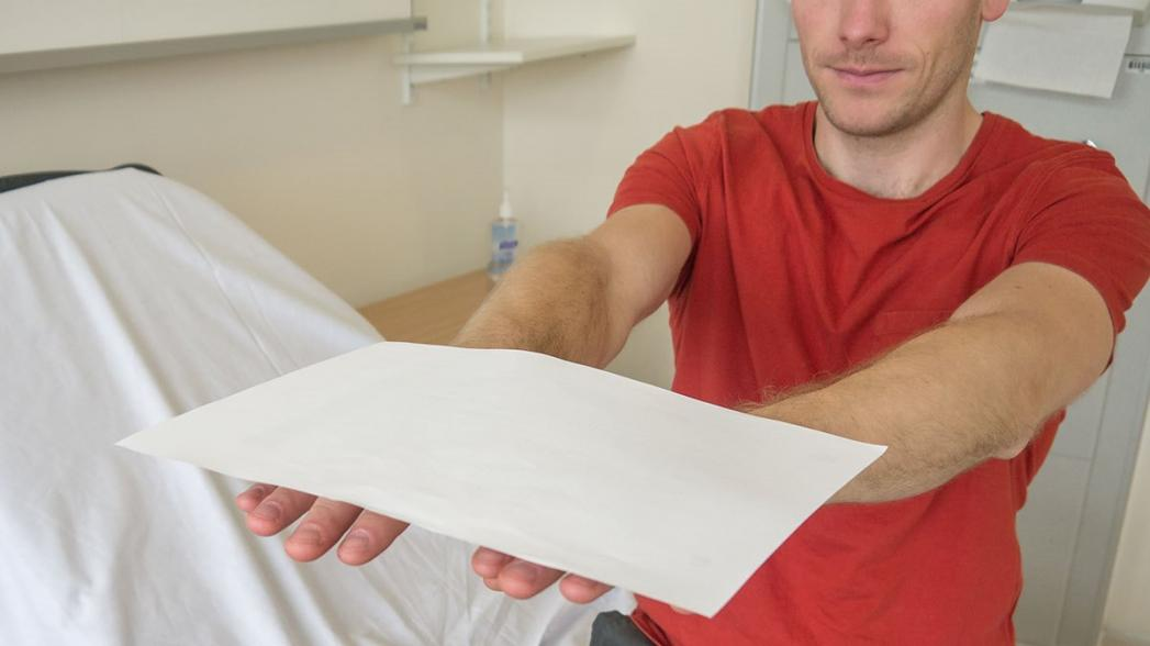 Устройство, которое поможет справиться с тремором рук