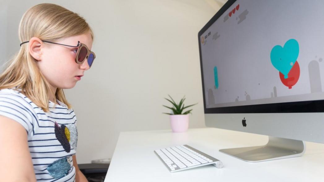 Новая цифровая терапия для людей с «ленивым глазом»