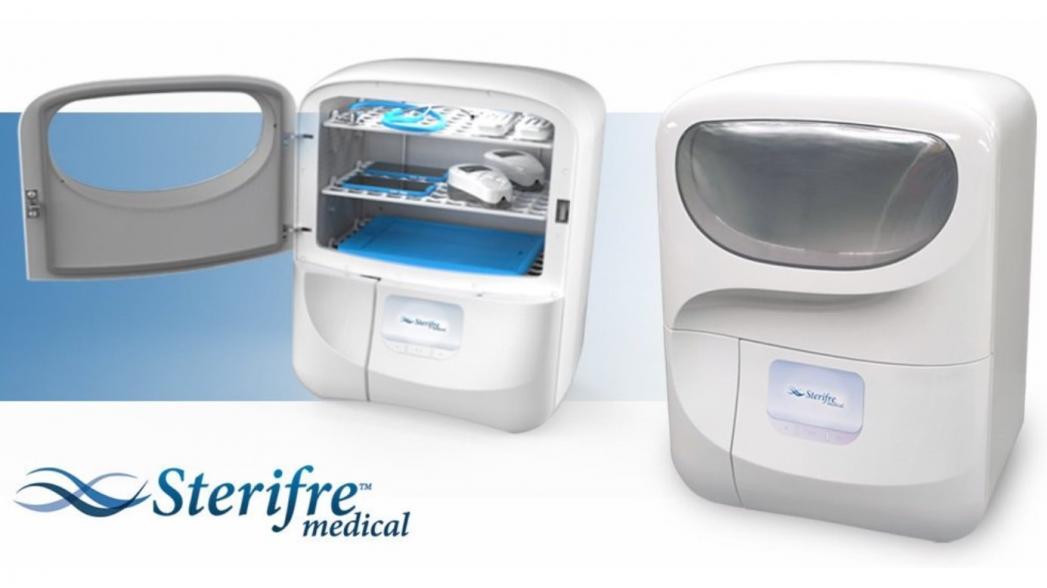 Стартап Sterifre собирается вывести на рынок настольное стерилизационное устройство