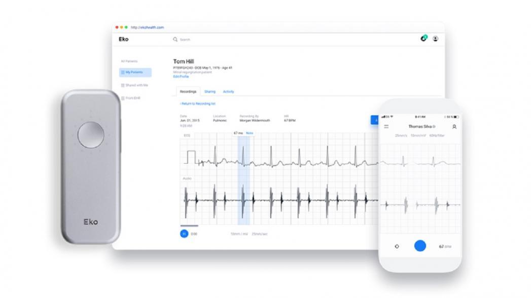 Eko разрабатывает автоматическую систему кардиологического скрининга