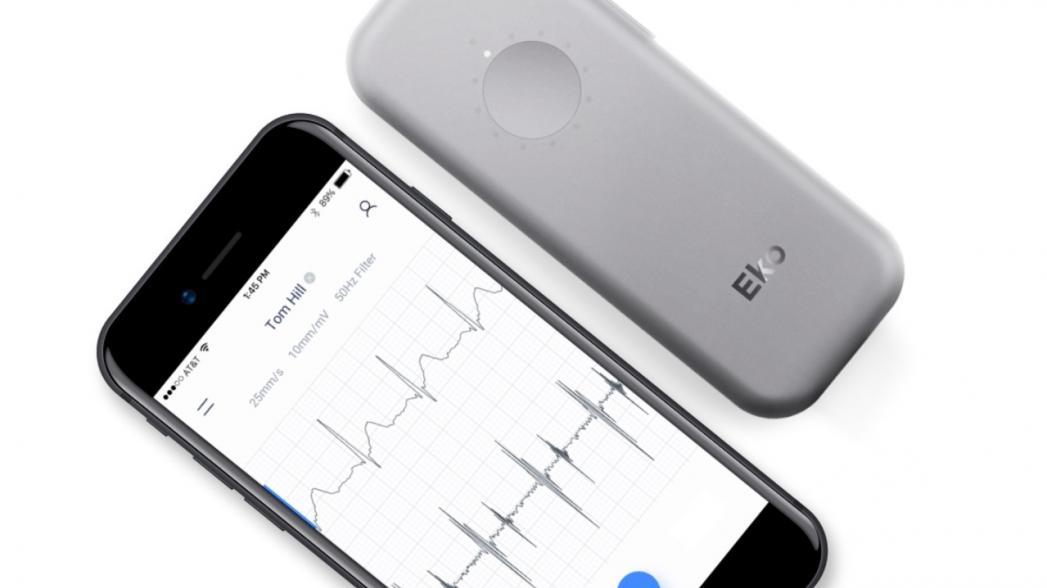 Система Eko ставит диагноз по звукам сердца без врача-специалиста