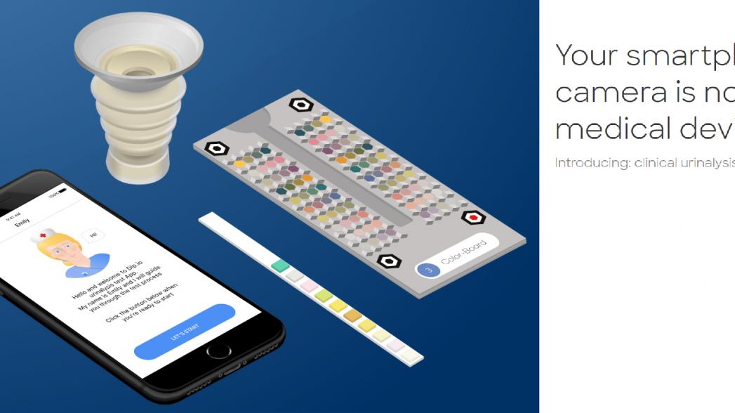 Healthy.io сделала смартфон устройством для медицинских анализов