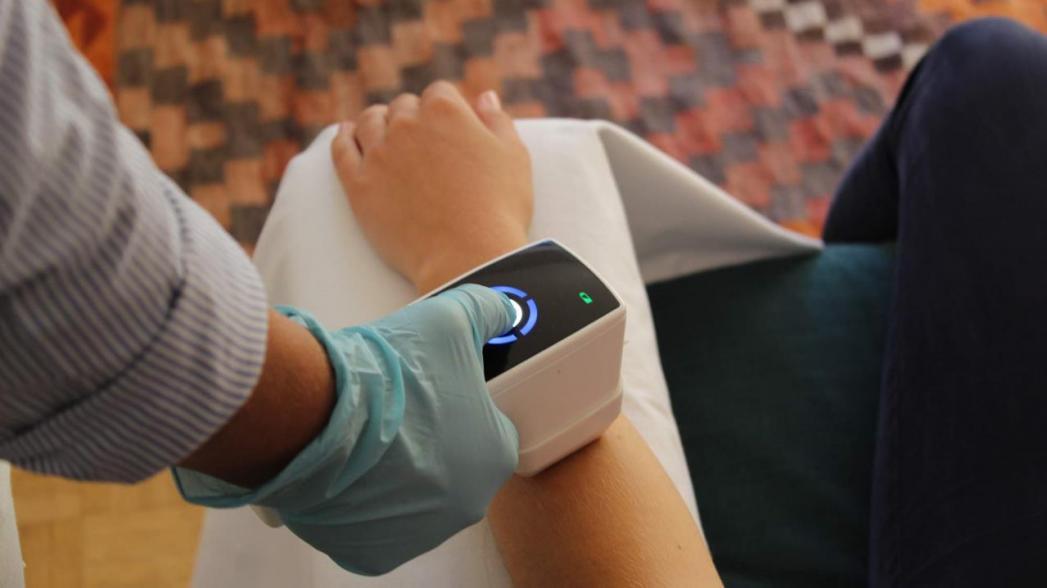 Использование плазмы для лечения ран