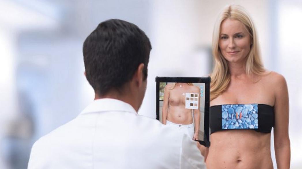 Дополненная реальность поможет подобрать размер имплантата груди