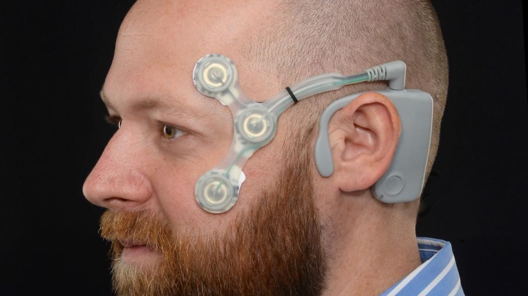 Устройство, для обнаружения нистагма, как маркера головокружений