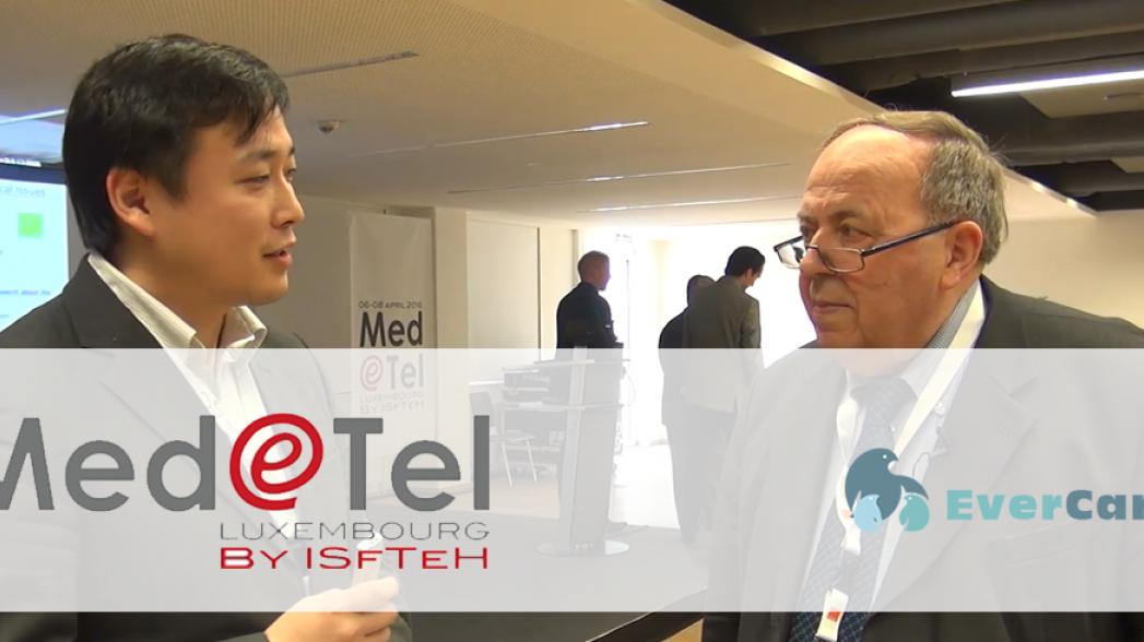 Директор Med-e-Tel Фрэнк Ливенс. Интервью с международными экспертами в сфере цифрового здравоохранения на Med-e-Tel 2016