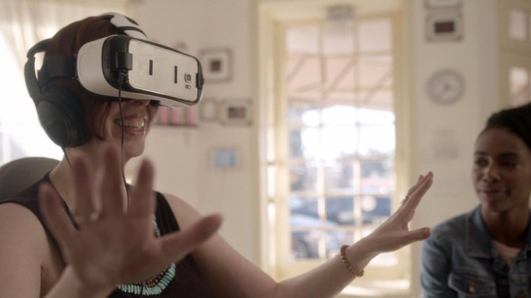Виртуальная реальность и рассеянный склероз