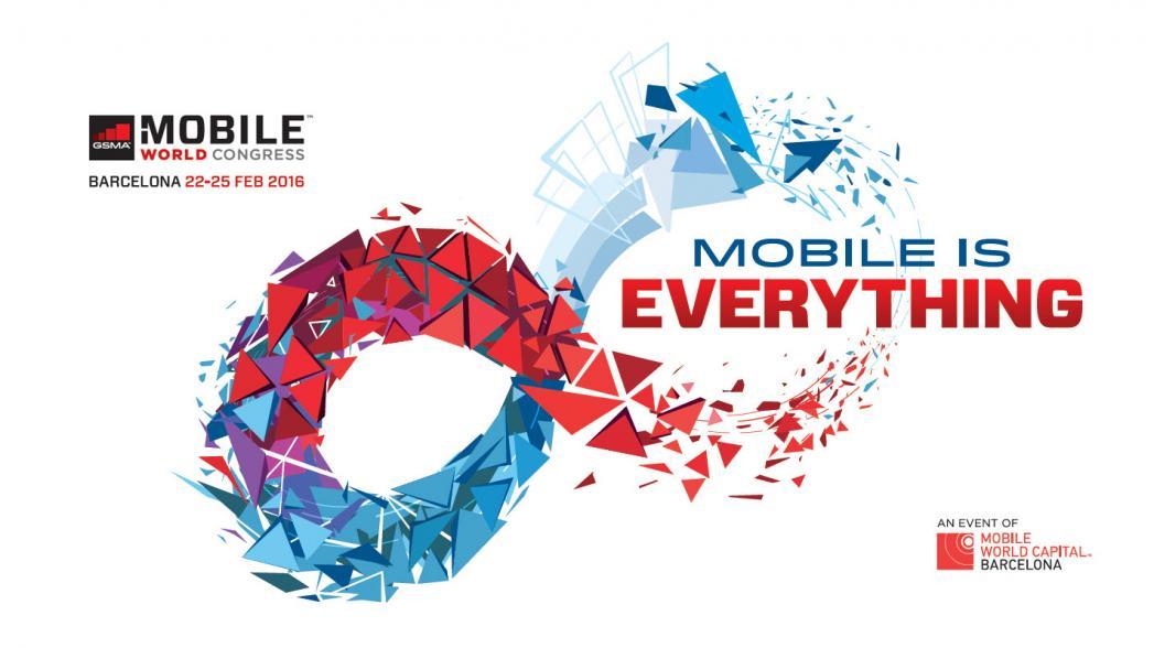 Приветствие из Барселоны с Mobile World Congress 2016 (MWC 2016)