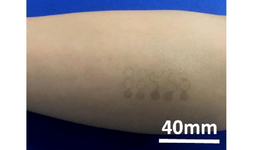 Сенсор толщиной в 1 атом